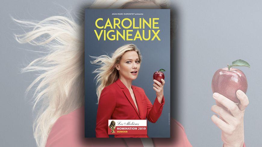 Spectacle « Caroline Vigneaux croquet la pomme »
