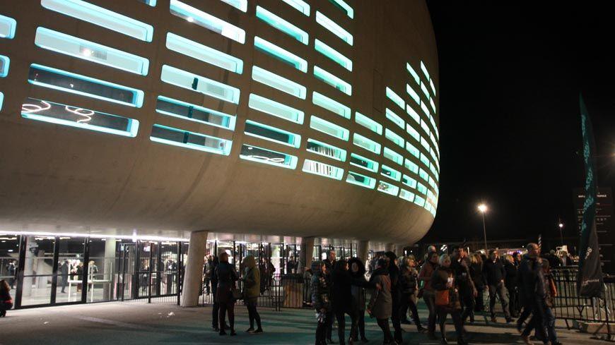 L'Arkéa Arena accueillera cette année, entre autres : Simple Minds, le Cirque du Soleil, Patrick Bruel...