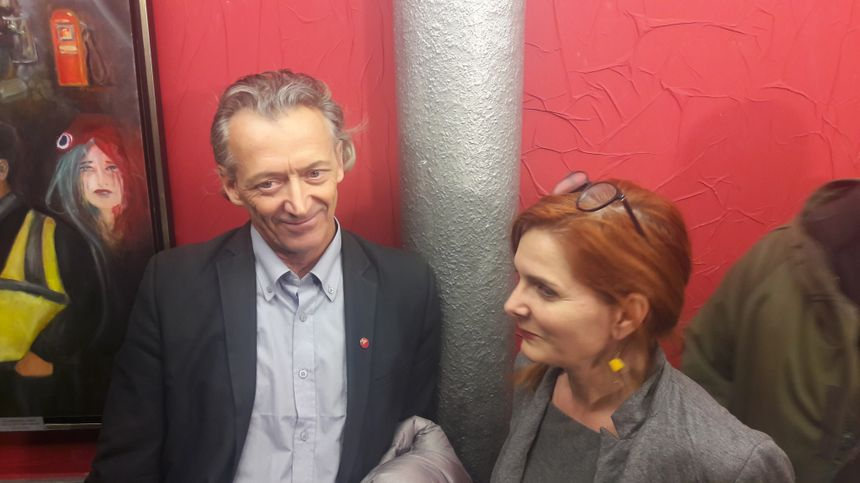 Christian Dupraz, écologiste historique et élu EELV, n'est pas un soutien anodin pour Clothilde Ollier débarquée par son parti