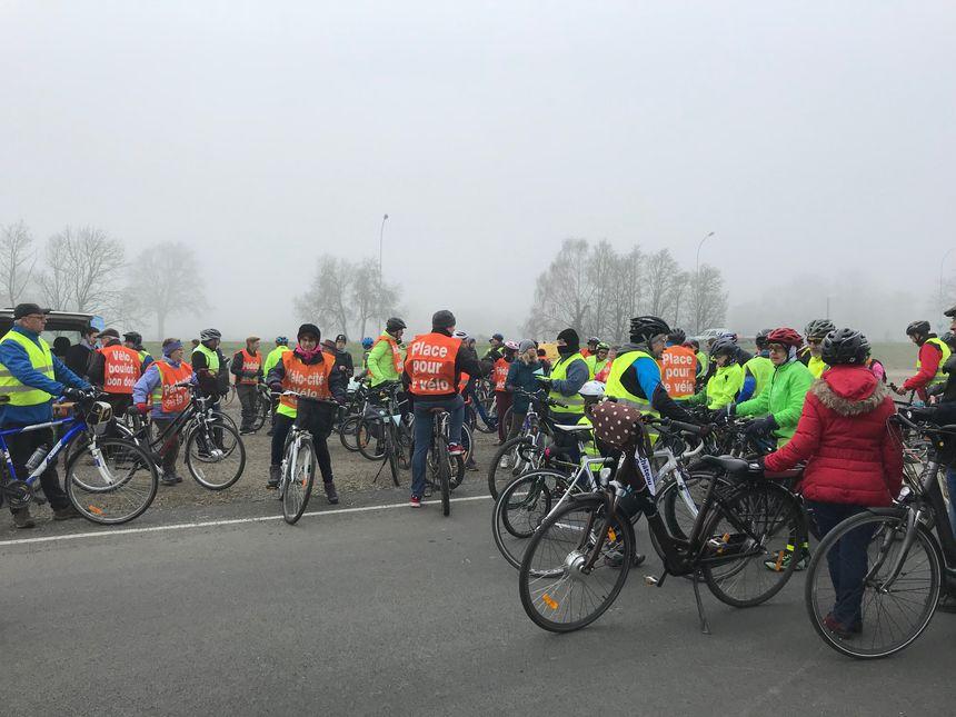 Entre 3 et 6% des déplacements se font à vélo à Château-Gontier, c'est deux fois plus que la moyenne nationale.