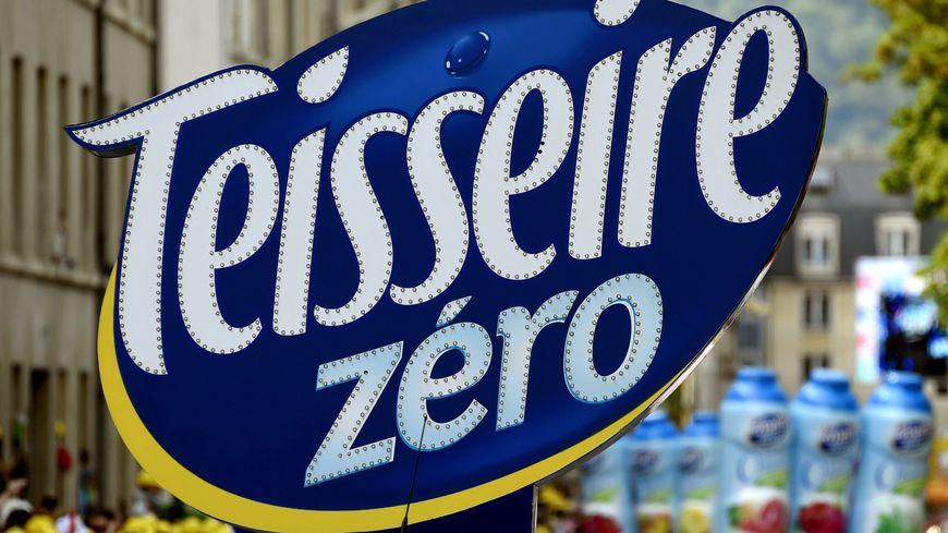 Teisseire zéro, lancé en 2007 par la marque iséroise