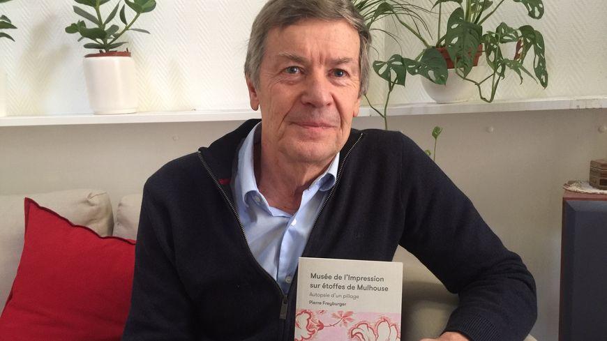 Le livre de Pierre Freyburger sort ce samedi 24 janvier 2020