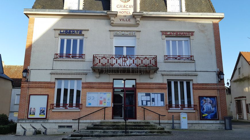 Hotel de ville de Graçay
