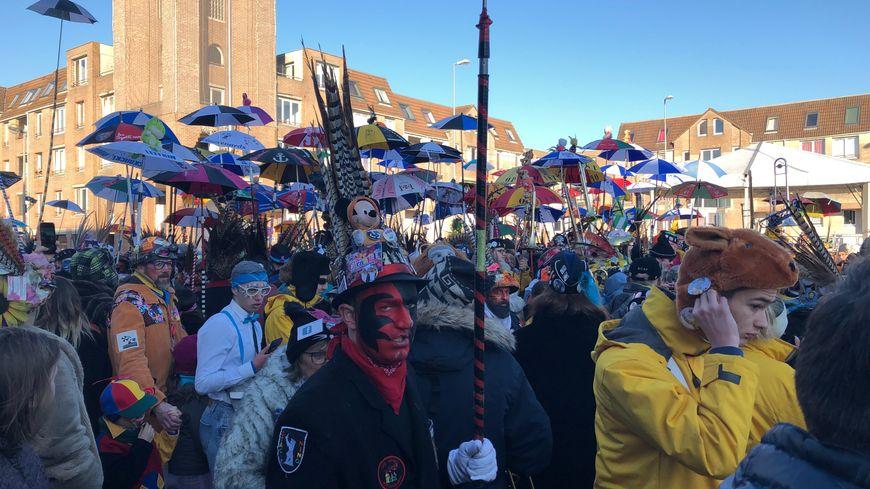 Carnaval de Dunkerque - La bande de Cappelle la Grande