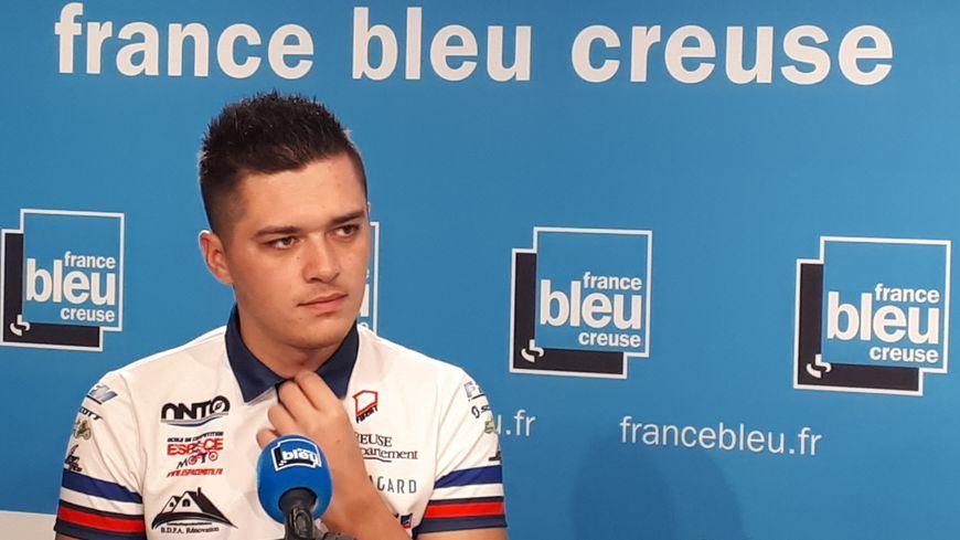 Anthony Boursaud invité de la matinale de France Bleu Creuse