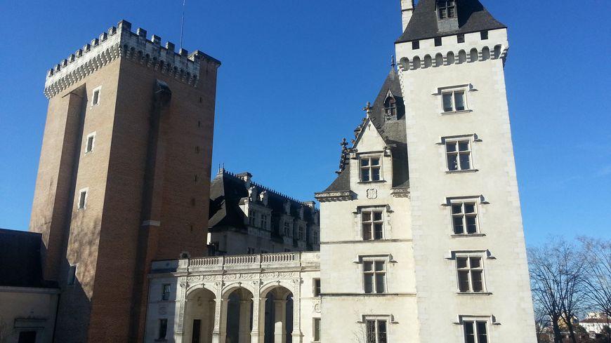 Le château de Pau où le sommet du G5 Sahel se tiendra ce lundi 13 janvier