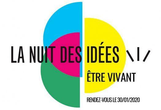 Nuit des idées 2020.