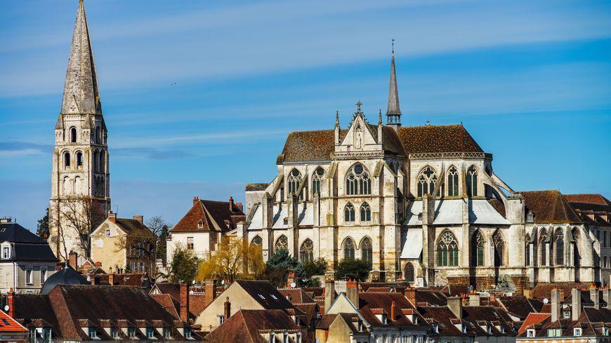 L'Abbaye Saint-Germain d'Auxerre