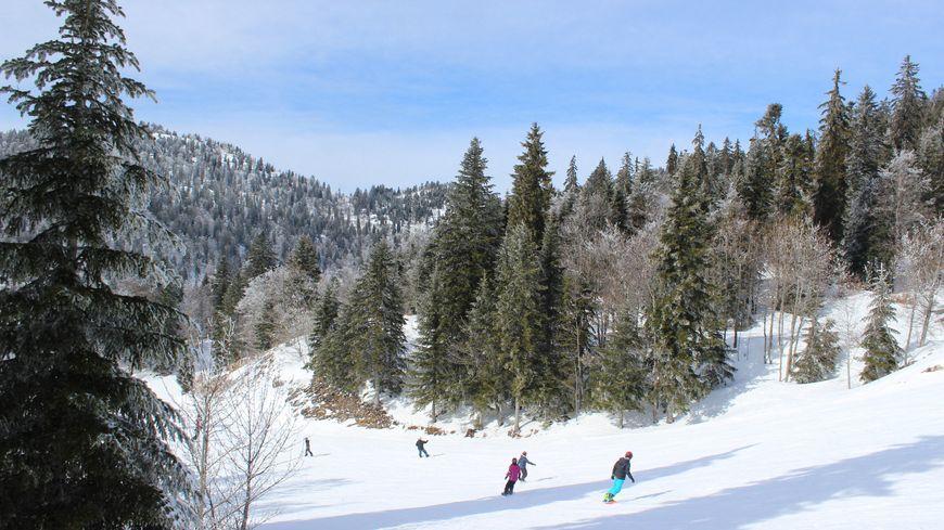 Autrans-Méaudre, station de sports d'hiver
