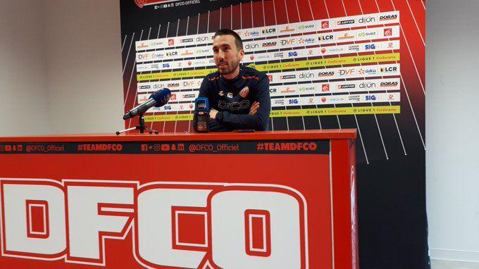 Romain Amalfitano, le milieu de terrain du DFCO