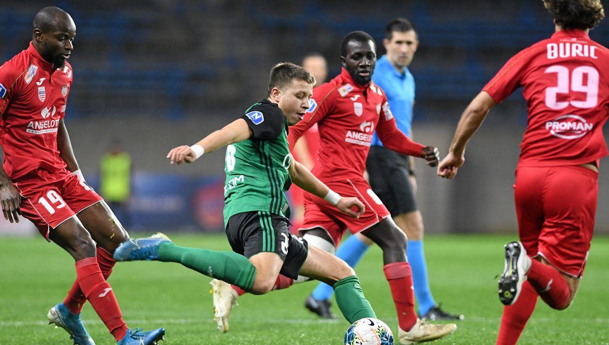 Qui est Mehdi Chahiri, le joueur du Red Star, bientôt recruté par Strasbourg