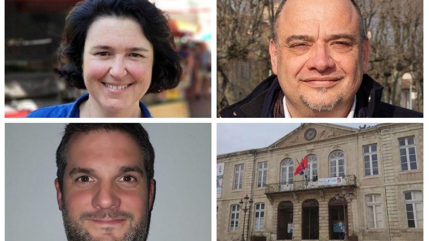 Marie-Pierre Desbons, Christophe Loizon et Damien Domenech participeront au débat ce mardi soir.