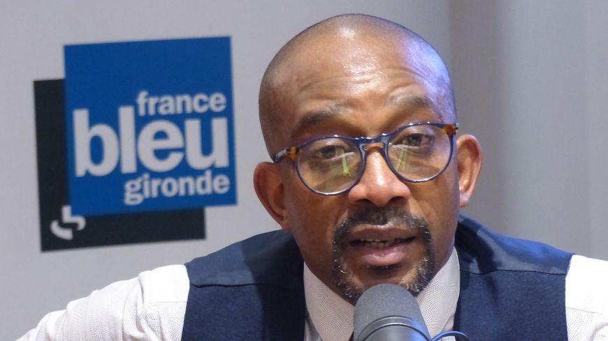 Karfa Diallo, fondateur de l'association Mémoires et Partages, invité de France Bleu Gironde
