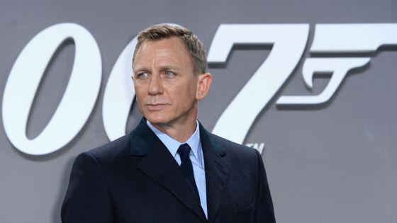 Daniel Craig interprète à nouveau James Bond