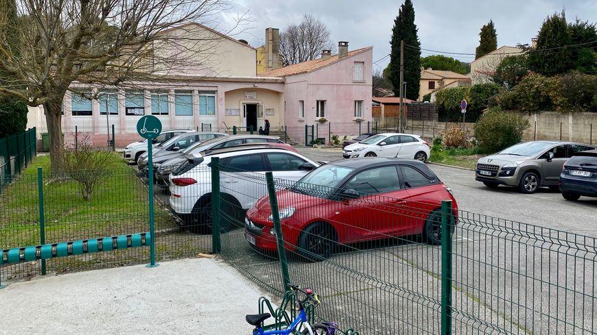 L'école Jules Isaac à Aix-en-Provence