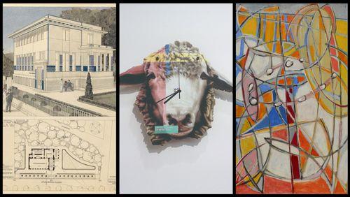 """Arts plastiques : """"Traverser la lumière"""", """"Otto wagner. Maître de l'art nouveau viennois"""", """"You. Œuvres de la collection Lafayette Anticipation"""""""