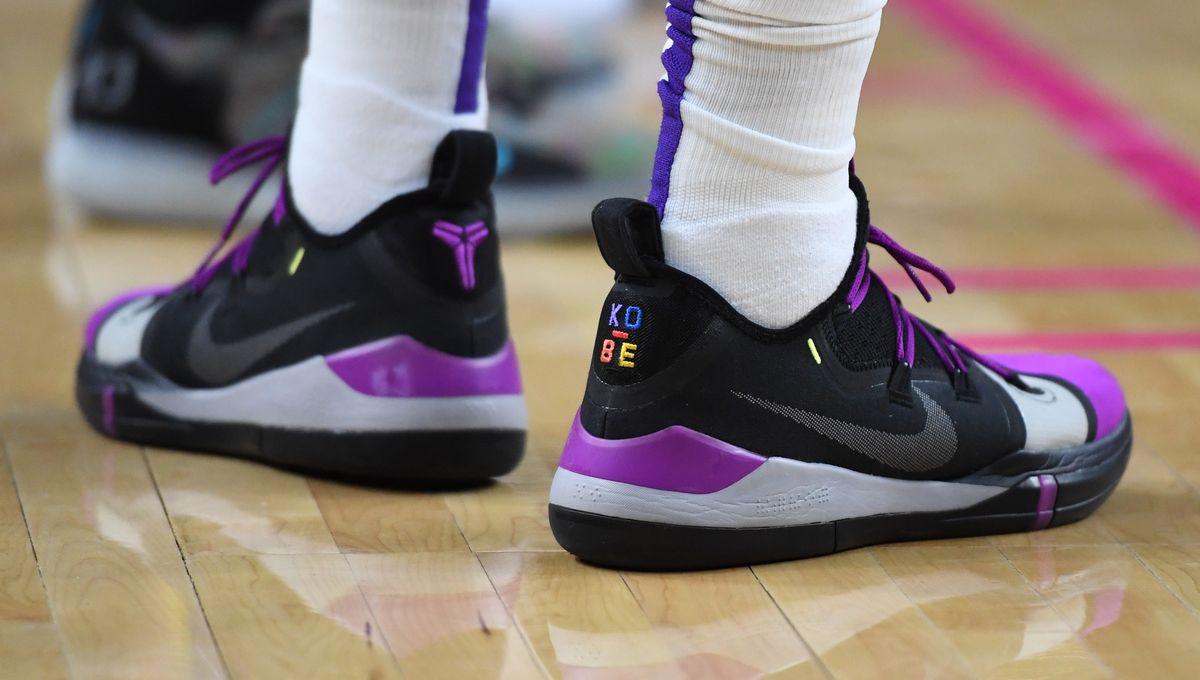 Nike retire les produits Kobe Bryant de son site