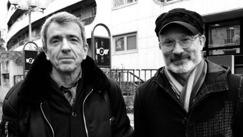 Régis Jauffret et Iegor Gran : tout sur mon père