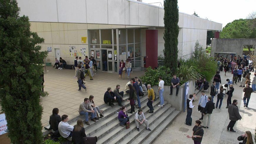 La fac de lettres de Montpellier