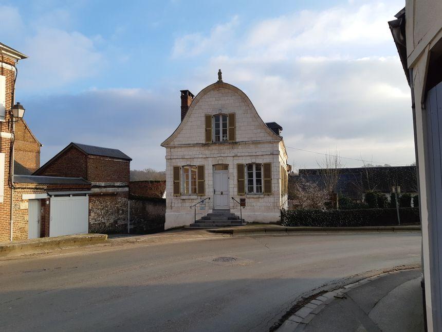 la maison Napoléon St Riquier