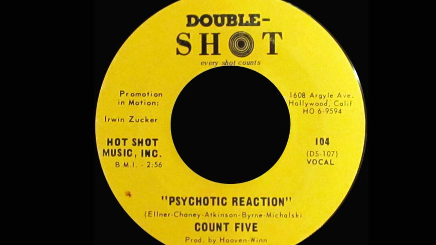 The Count Five - Psychotic Reaction