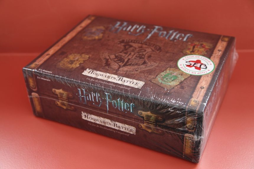 Le jeu Harry Potter