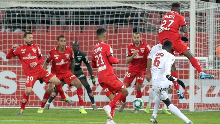Au match aller, les deux équipes avaient fait 2-2 à Gaston Gérard