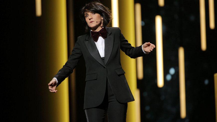 Florence Foresti avait déjà été maîtresse de cérémonie en 2016.