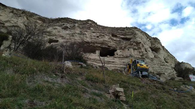 La Roche Blanche : le chef de chantier a fait une chute d'une dizaine de mètres