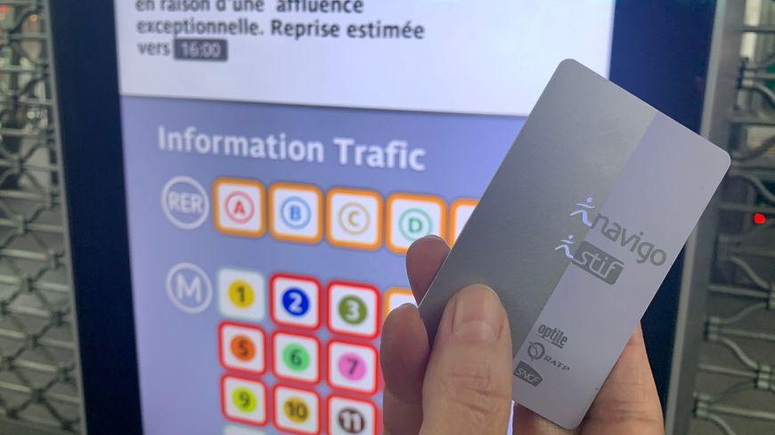 faire carte navigo sur place Vous pourrez vous faire rembourser votre passe Navigo du mois de