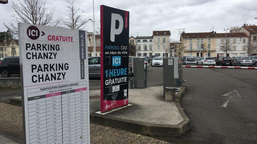 A partir de ce jeudi, le parking Chanzy de Dax sera fermé jusqu'au 6 mars afin de permettre la construction d'un parking à étage