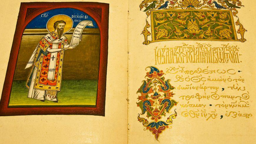 Les enluminures magnifient les parchemins médiévaux.