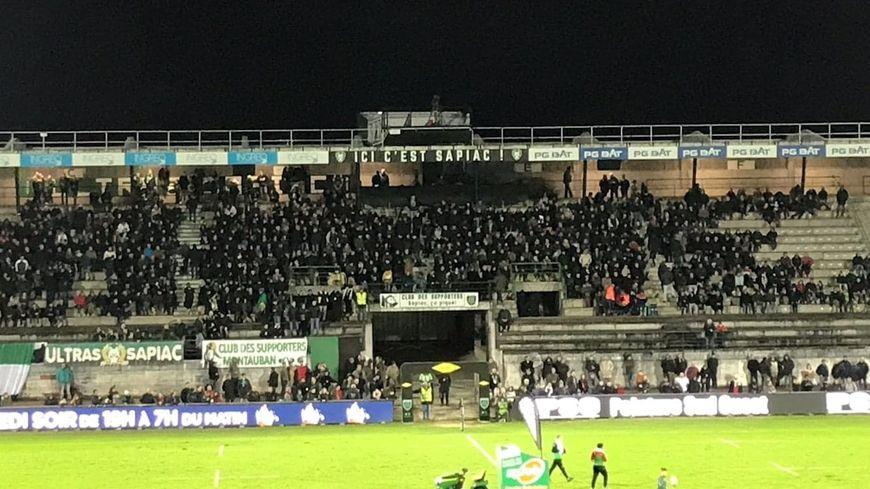 Stade Sapiac à Montauban