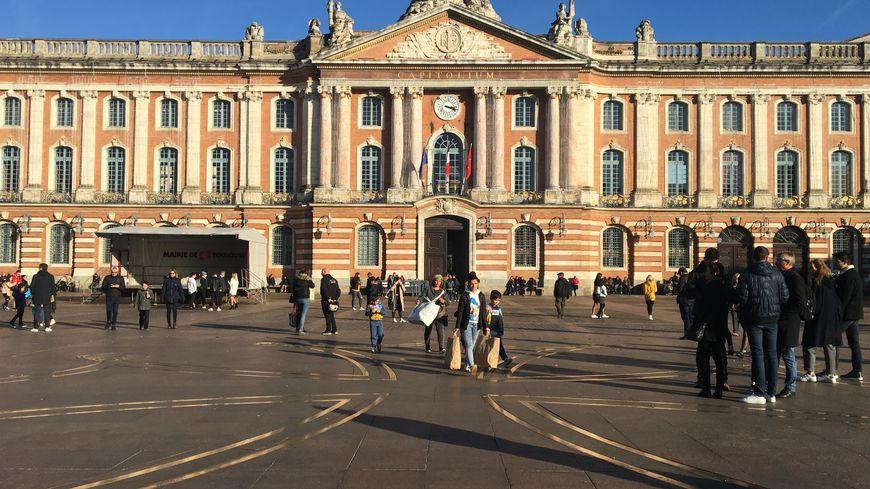 La Place du Capitole, Toulouse