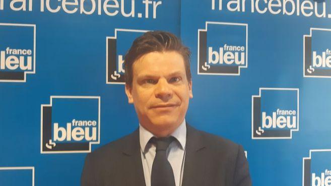 Benoît Delaunay, recteur de l'académie de Toulouse