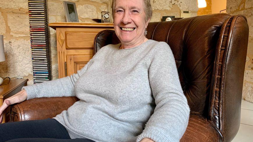 A 80 ans, Margaret est bien décidée malgré tout à  continuer à œuvrer pour la commune d'Issigeac