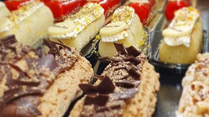 Les pâtisseries de Christian Dupin à la Briocherie de Mont de Marsan