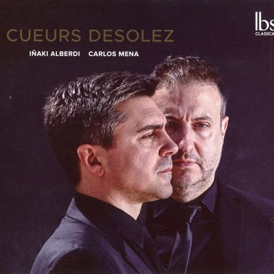 CARLOS MENA  INAKI ALBERDI sur France Musique