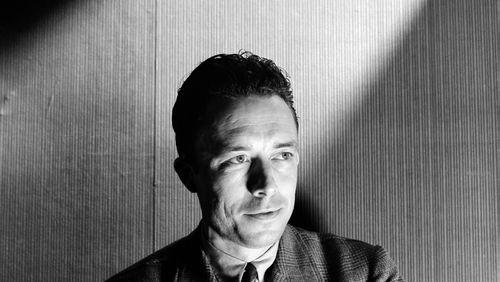 """Albert Camus, """"entier avec le monde"""""""
