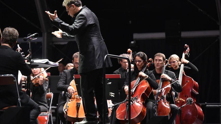 Orchestre Victor Hugo Franche-Comté - Jean-François Verdier, direction
