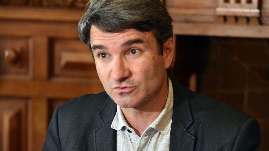 Marc Petit maire de Firminy depuis 2008