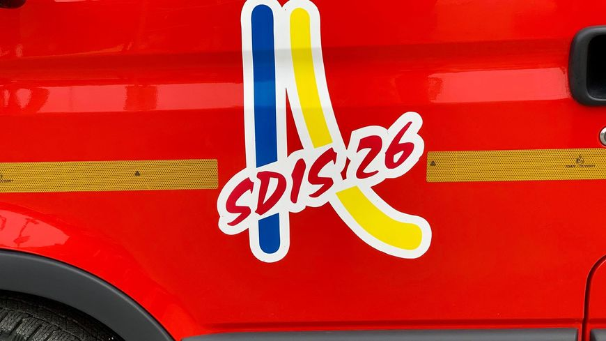 Pompiers drômois. Image d'illustration