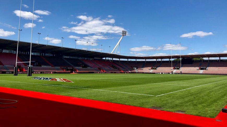 Le stade Ernest-Wallon