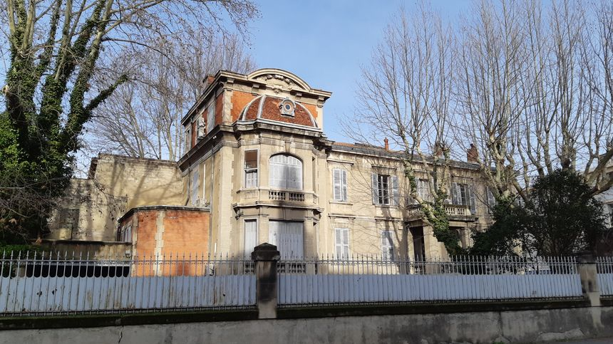 Les nazis ont torturé dans la villa de l'avocat Carcassonne boulevard Jules Ferry à Avignon