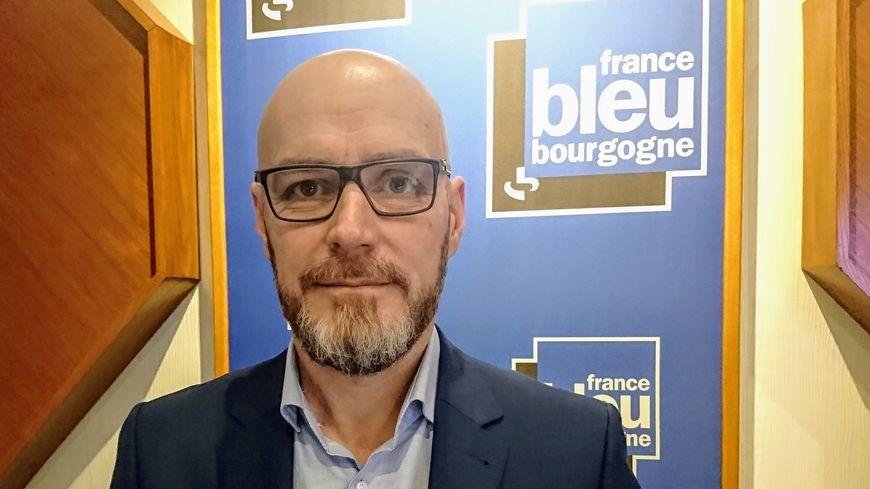 Brice Morey, le directeur général de la SDAT, est l'invité de France Bleu Bourgogne
