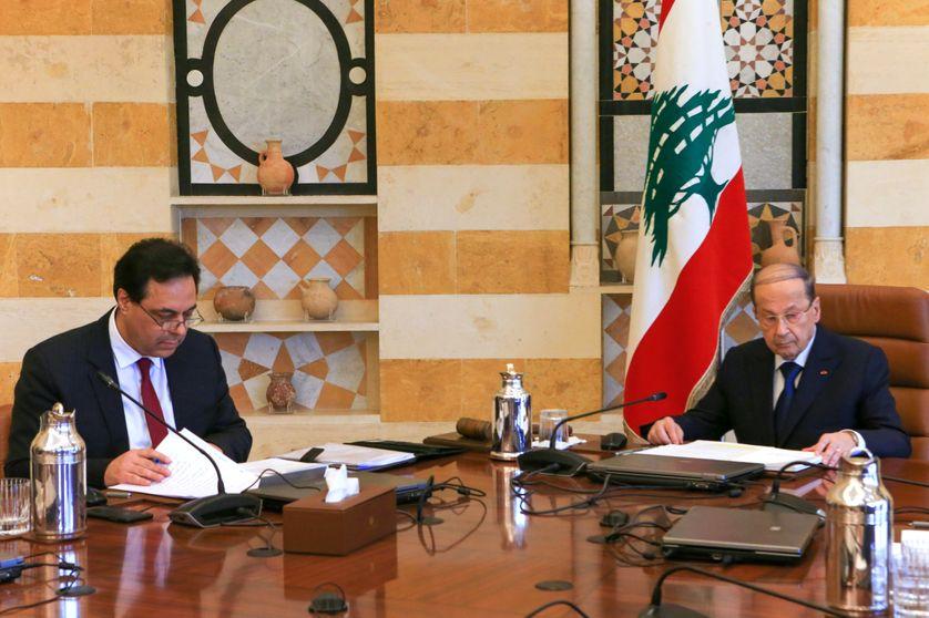 Au Liban, un nouveau gouvernement et une crise économique