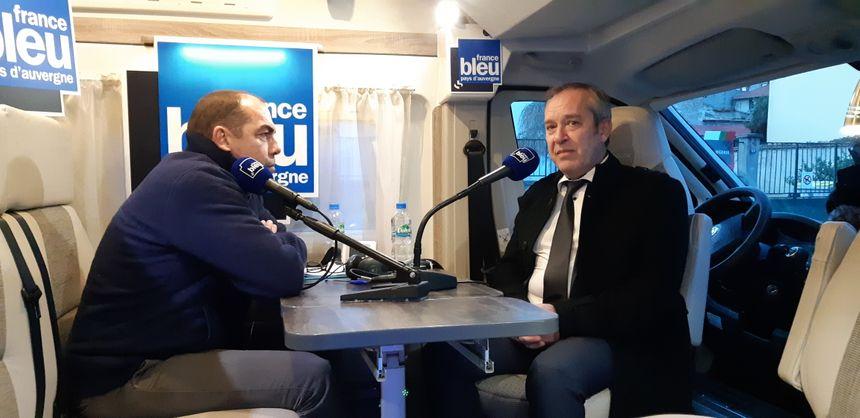 """Soutenu par le maire sortant, François Rage conduit la liste """"Réinventons Cournon"""""""