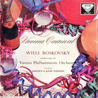 Unter Donner und Blitz sz Johann Strauss fils dirigé par Willi Boskovsky