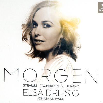 ELSA DREISIG  JONATHAN WARE sur France Musique