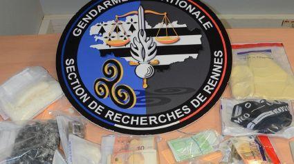 29 personnes ont été interpellées le 20 janvier en Bretagne, dans les Hauts de France et en Guyanne